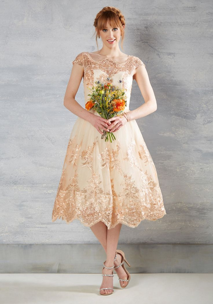 Boundless Fascination Lace Dress, #ModCloth