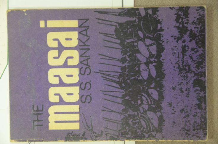 Vintage Landkarten & Reiseliteratur - Vintage Material zu Kenia - ein Designerstück von TakeSomeTime bei DaWanda