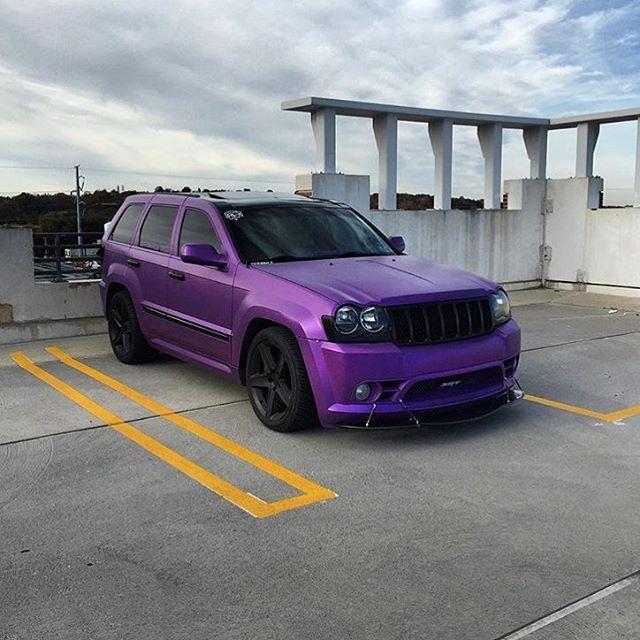 wroomr — Jeep Grand Cherokee SRT  ♥♥ Love IT !!!