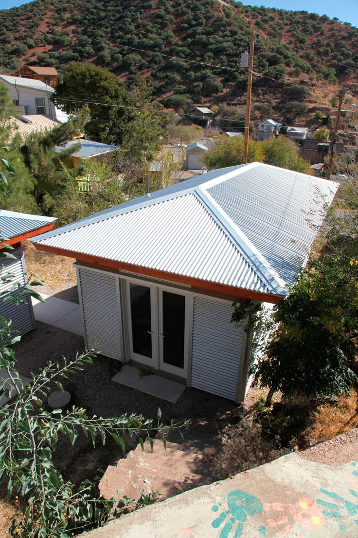 Metal Roofing Gallery   Category: Corrugated: Galvalume Plus_1   Image:  Corrugated_Galvalume Plus_1_8 |