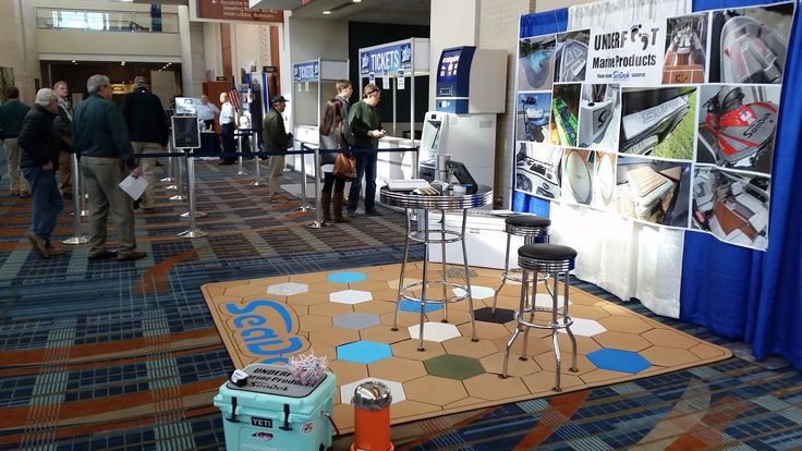 Underfoot Marine at the Raleigh Boat Show | SeaDek Marine Products Blog