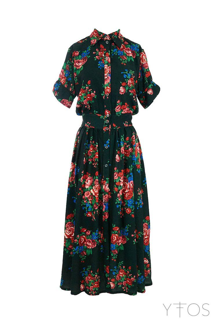 Yfos Online Shop   Clothes   Dresses   Highsmith Dress by Karavan
