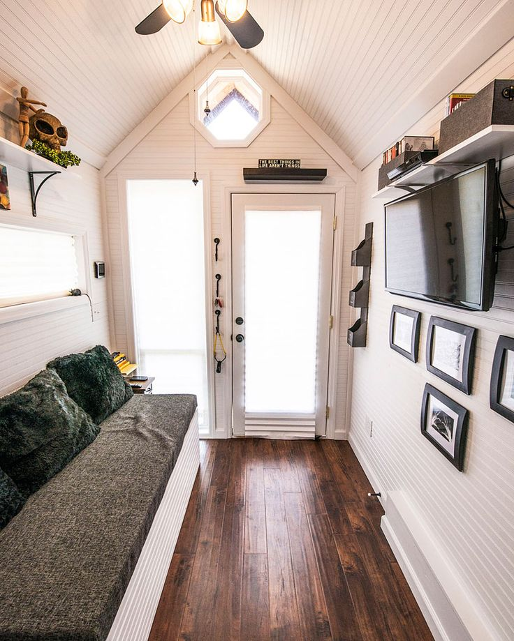 Small Homes Interiors: 1000+ Ideas About Livable Sheds On Pinterest
