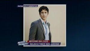 Galdinosaqua em São Paulo: Herdeiro das lojas Marabraz  baleado em São Paulo
