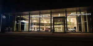 Mercedes-Benz India Opens New Showroom in Chennai