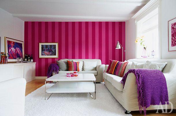 Nice Scandinavian Living Room Furniture Composition - Living Room ...