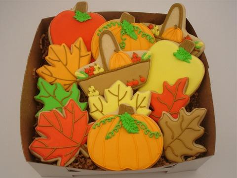 fall festival basket