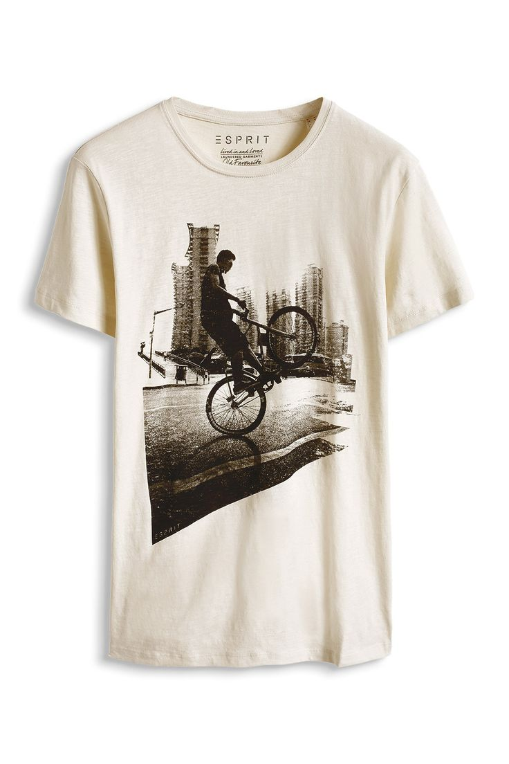 Design t shirt graphics online - Davide Martini For Esprit Slub Jersey T Shirt Verschiedene Prints Im Online