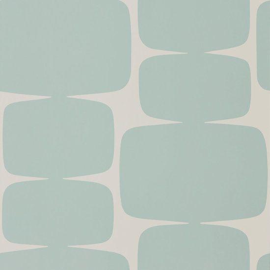 Retro Behang Scion Lohko - Lohko Collectie (111292) - Luxury By Nature