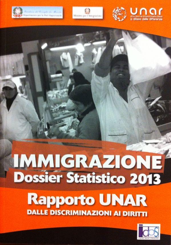 """""""Immigrazione: dossier statistico 2013"""""""