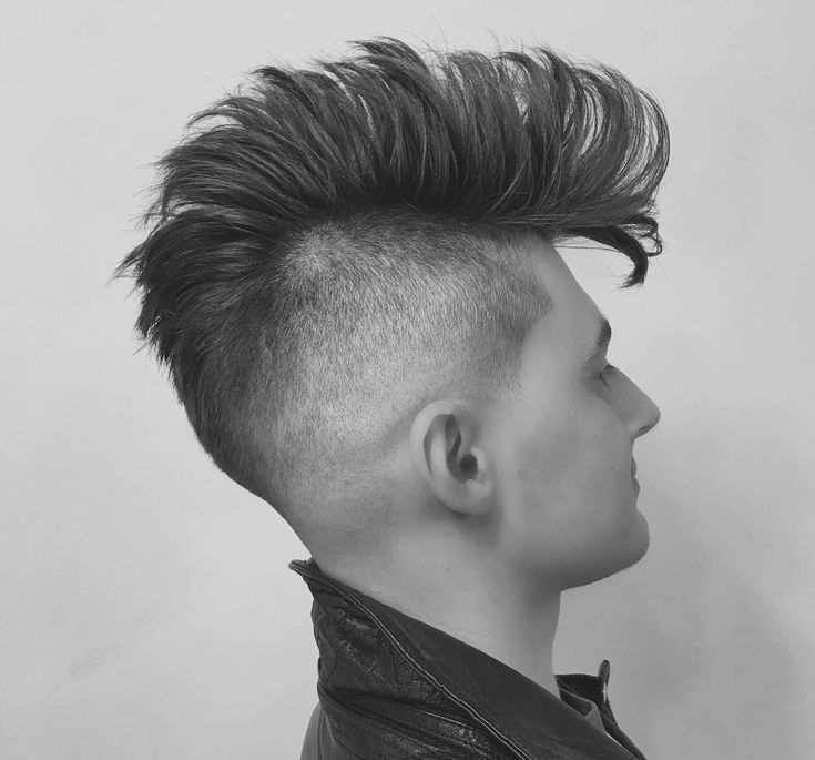 boys haircut 17 best ideas about mohawk hairstyles on 6182