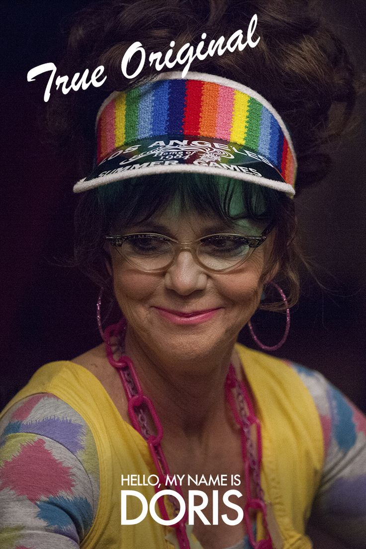Sally Field shines in  Hello, My Name Is Doris