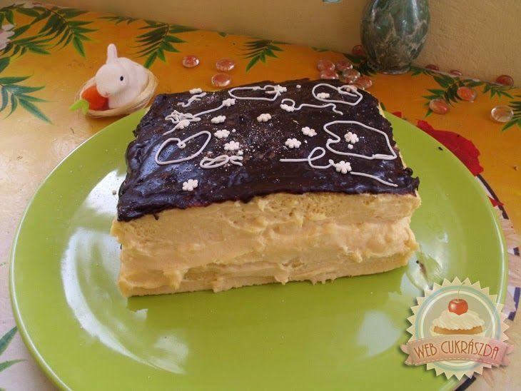Könnyű, nem tömény vajas süti, ráadásul nem is annyira édes.