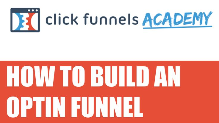 ClickFunnels - How to build an optin funnel https://epicstate.com/clickfunnels