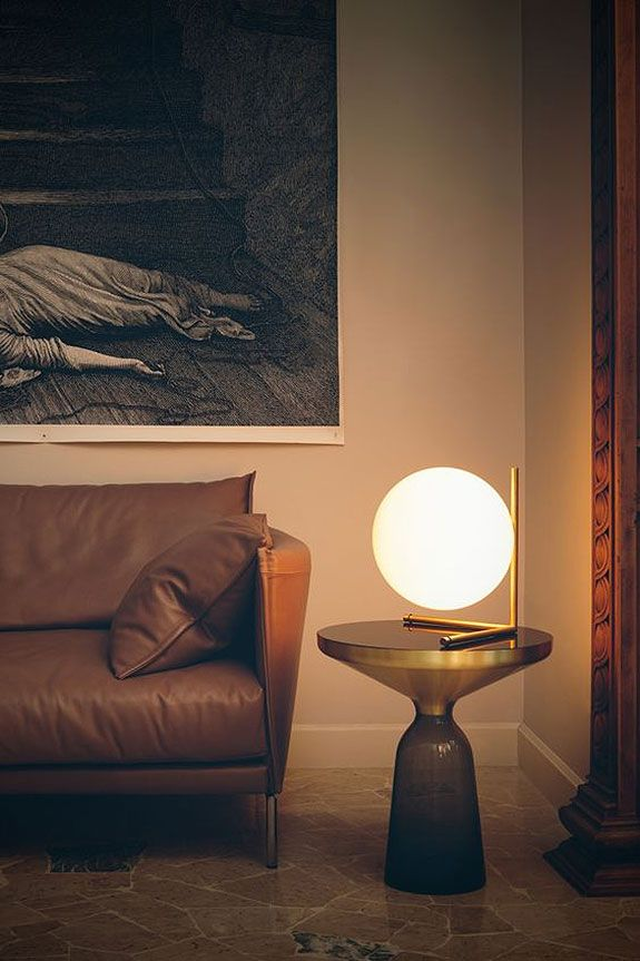 On Trend Warm And Toasty Flos Table Lamps Flos Flos Lamp