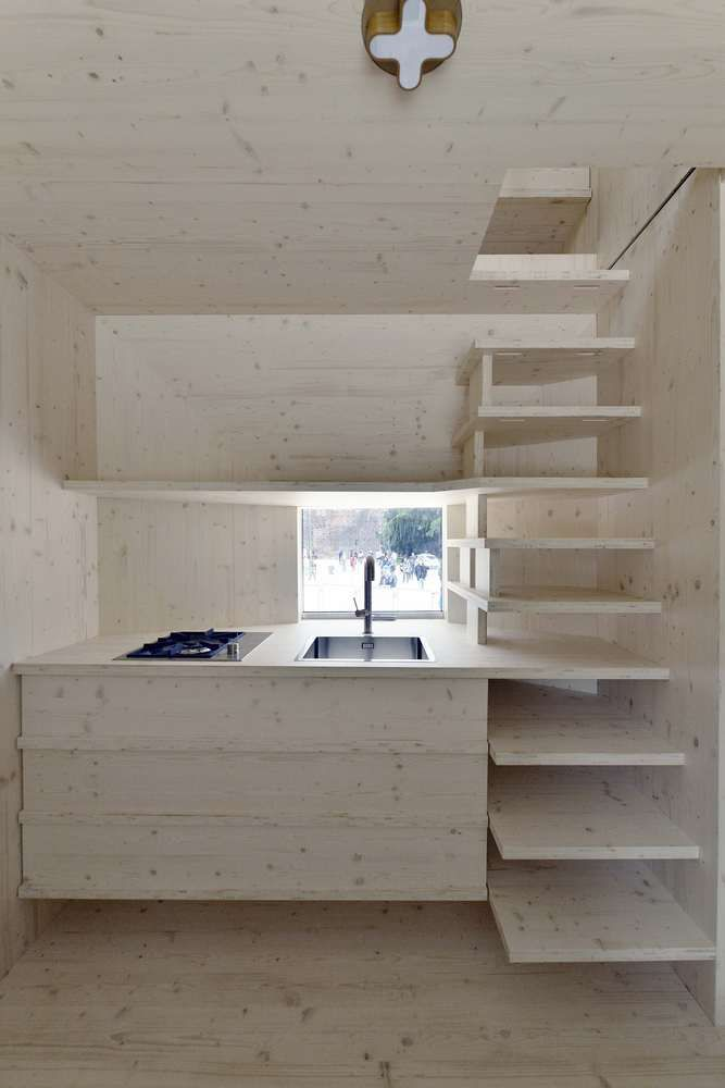 Gallery of Living Unit / OFIS Architects - 4