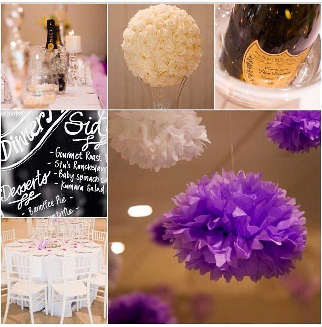 Our reception details/theme