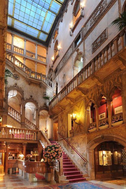 Classic, Hotel Danieli, Venice, Italy. wow