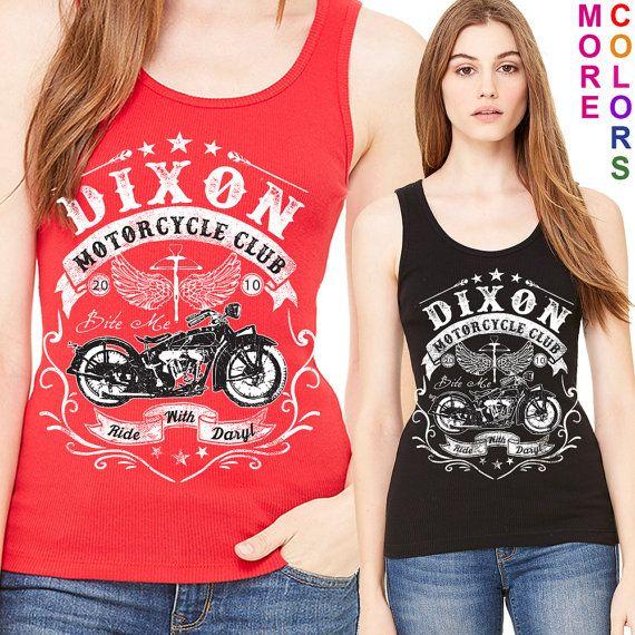 Dixon Motorcycle Club The Walking Dead Parody by InspiredRebellion