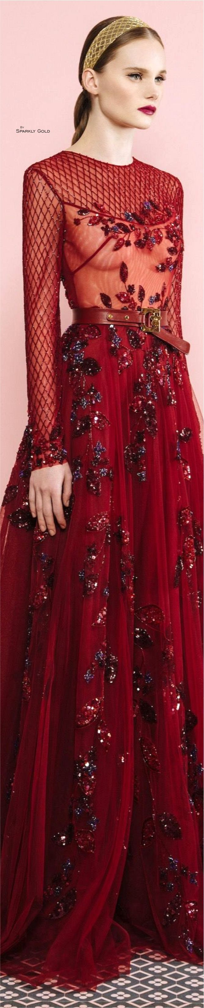Georges Hobeika Fall 2016 RTW ❤