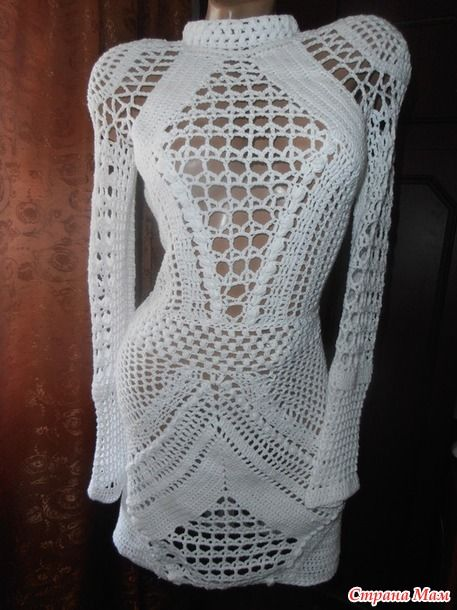 Платье из коллекции Оливье Рустана