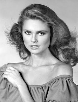 Image detail for -... see one a young christie brinkley came bouncing into my studio for her