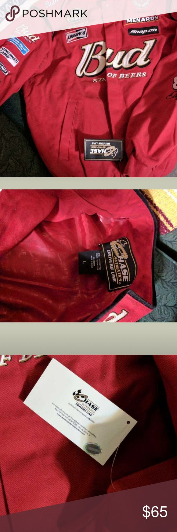Nascar Jacket Official, NASCAR jacket NASCAR Jackets & Coats