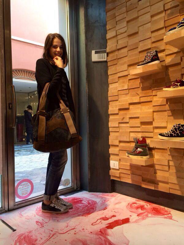 Buon weekend a tutti ... Con il sorriso contagioso della nostra Martina !  Ishikawa Store Ravenna