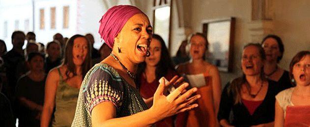 Singing and Yoga Retreat 1st - 16th November, 2014