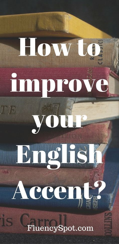 DRASTICALLY IMPROVE YOUR ENGLISH PRONUNCIATION FOR FREE