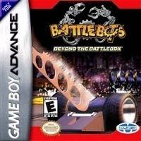 BattleBots Beyond the BattleBox - Game Boy Advance Game