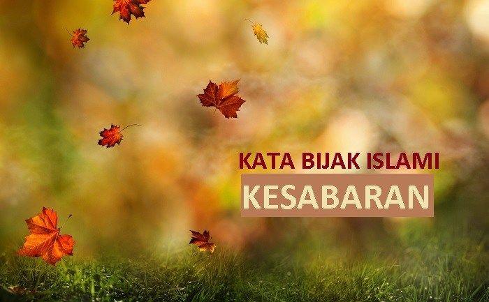 Kata Mutiara Islami Sabar Dan Ikhlas Gambar Islam Mutiara