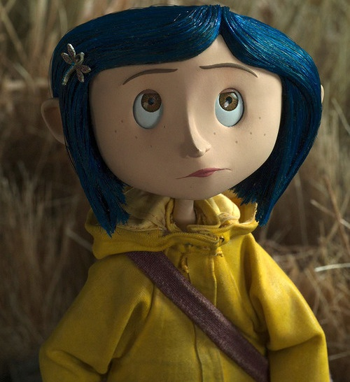 For some odd reason whenever im not feeling well and it's raining i have to watch Coraline ...