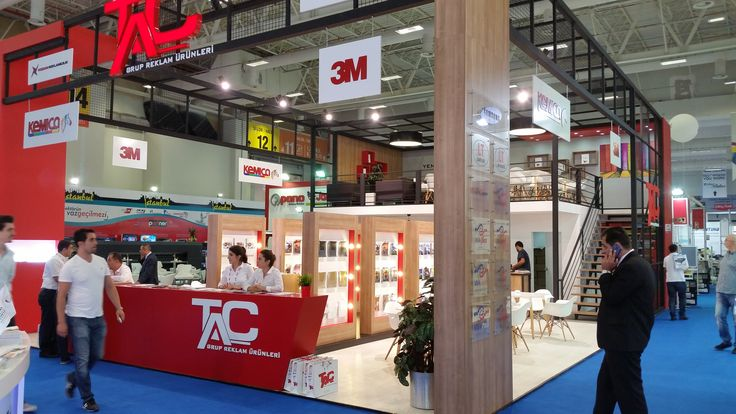 Sign 2015 Turkey, Exhibition