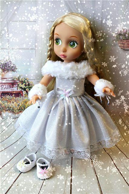 Моя принцесса Disney Animators Рапунцель / Куклы Принцессы Дисней, Disney Princess от Disney Animators / Бэйбики. Куклы фото. Одежда для кукол