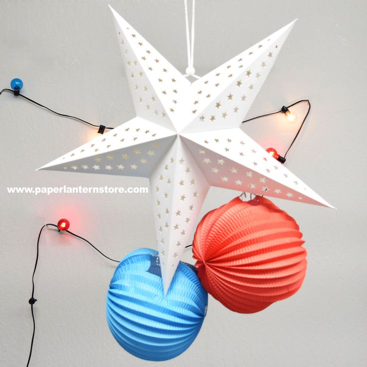 Diy Paper Party Decorations 102 best labor day party decorations images on pinterest   4th of