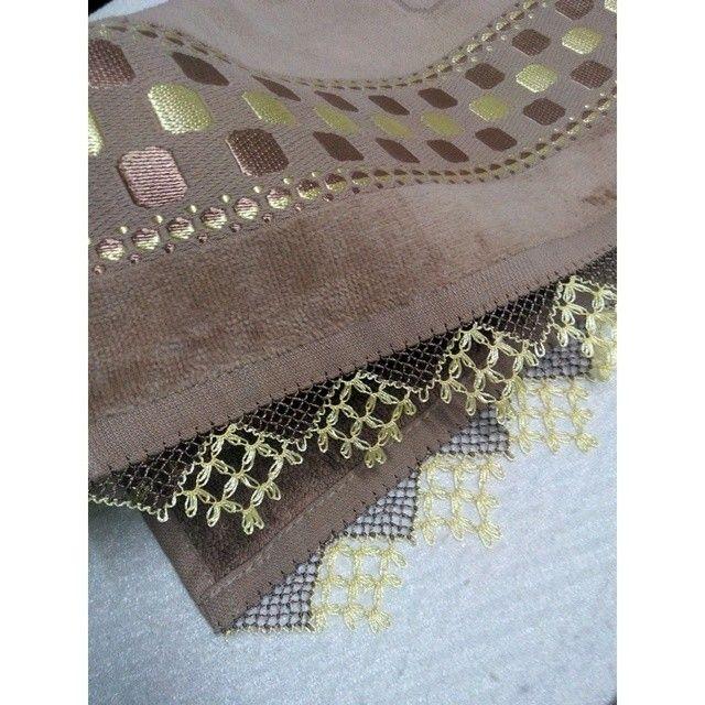 Havlu Turkish needle lace