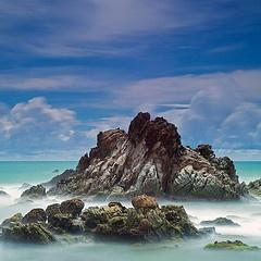 Malimping Beach - Banten - Indonesia