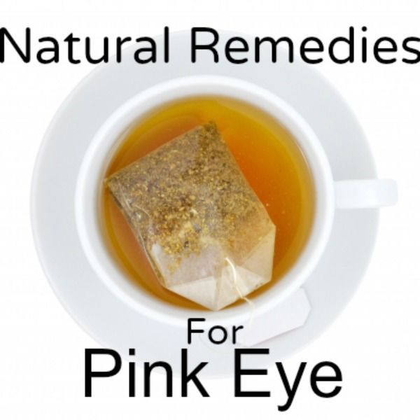 Blessed In Homemaking: Natural Remedies for Pink Eye.