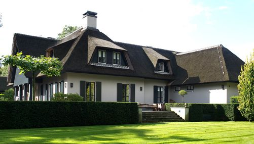 Villa Blaricum, gebouwd door de VHR Groep, afbeelding 01.