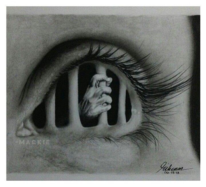 Best 25+ Eye drawings ideas on Pinterest   Eye sketch, Drawing ...