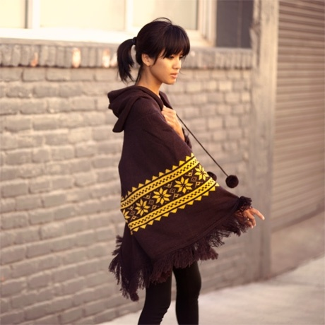 51 best I LOVE PONCHOS images on Pinterest | Ponchos, Clothes and ...