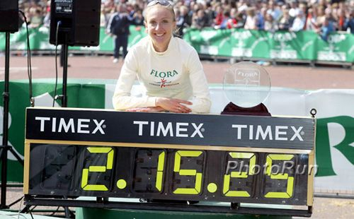 Why Paula Radcliffe's Marathon Record Has Lasted 10 Years.  I can't even imagine what running that far, that fast would feel like.  I just want to break 4 hours!