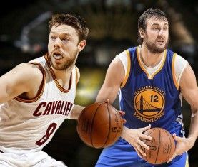 Good luck to Australian boys Andrew Bogut and Matthew Dellavedova playing in final series of the NBA Championship today between the Golden State Warriors and Cleveland Cavaliers in Oakland, California. Great to see Aussie talent in the States, may the best team win!