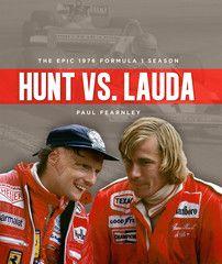 Book: Hunt vs. Lauda $39.95
