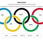 Free! Olympic Synonyms! A short exercise in mastering synonyms in the theme of the Olympics. A cut-and-paste activity.