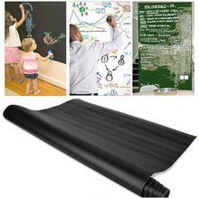 Chalk Board доска Наклейки Съемный Винил Нарисовать Росписи Декора Искусство Этикет Доске Стикер Стены Для Детей Номеров(China (Mainland))