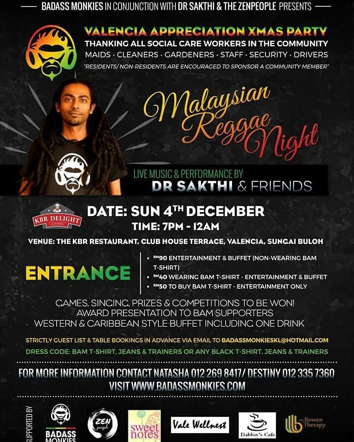 Calling All Bam Supporter Welcome To Our Next Event Wear Your T Shirt And Register On The Guest List And Entrance Reggae Artists Music Performance Xmas Party