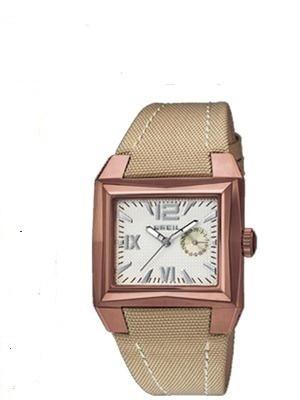 Breil Unisex cassa 42 millimetri Cassa oro rosa e cinturino in cuoio e tela beige Prezzo di listino € 180,00 Prezzo scontato € 60,00 http://www.lacoronaore.com/offerte.html