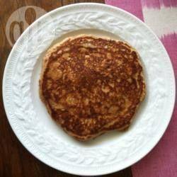 Spelt pancakes @ allrecipes.co.uk